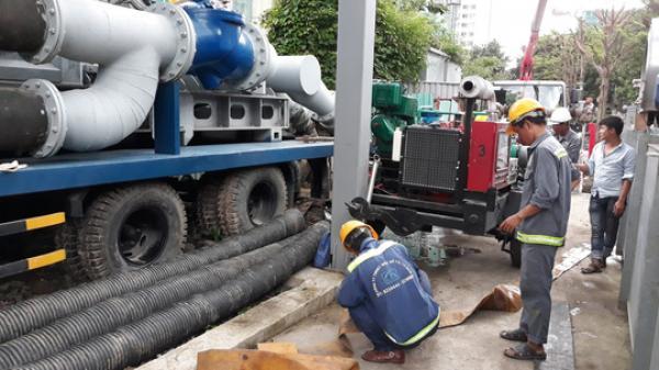 Vì sao đường Nguyễn Hữu Cảnh không ngập trong trận mưa ngày 8/9?