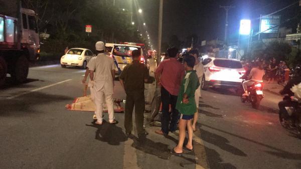 Tông vào dải phân cách, nam thanh niên 18 tuổi tử vong ở Sài Gòn