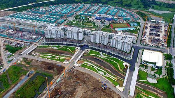 TP.HCM công bố việc xử lý sai phạm ở khu đô thị mới Thủ Thiêm