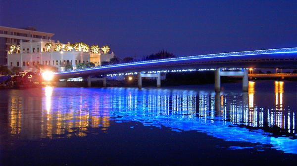 Điểm danh những cây cầu nhất định phải check-in khi đến TP.HCM
