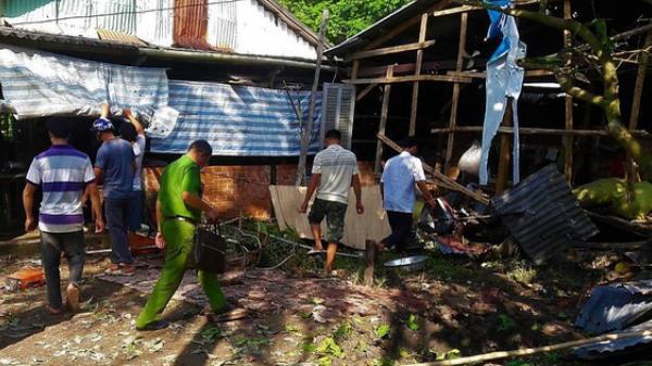 Nổ đầu đạn ở Cà Mau, ba người trong một gia đình tử vong