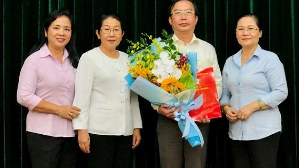 Chủ tịch UBND quận 1 Trần Thế Thuận làm Chánh Văn phòng Thành ủy TPHCM