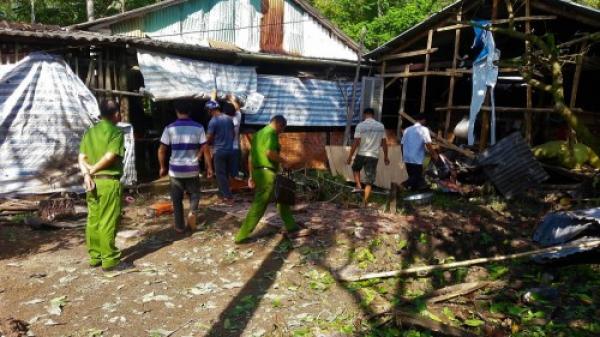 Hiện trường vụ nổ khiến 3 người chết ở Cà Mau