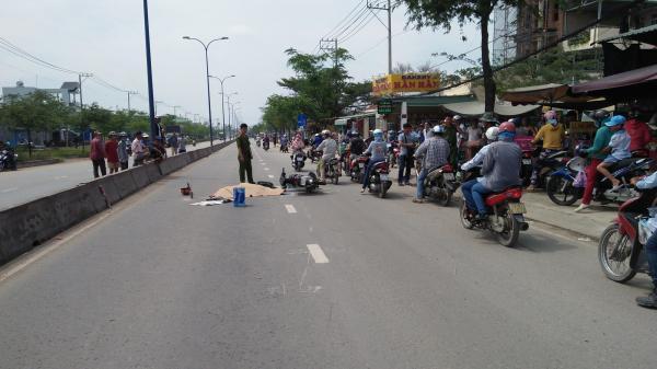 TP.HCM: Sợ tài xế xe tải bỏ chạy sau tai nạn c.hết người, người dân truy đuổi báo công an