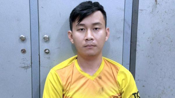 Nam thanh niên quê Kiên Giang mang dao vào siêu thị cướp tài sản, đâm 3 người bị thương