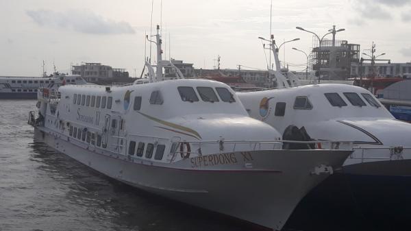 Tin mới vụ khách rơi từ tàu cao tốc xuống biển ở Kiên Giang