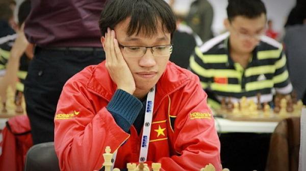 Chiến thắng của kỳ thủ gốc Kiên Giang và đồng đội giúp Việt Nam thắng tuyệt đối Thụy Sĩ ở Olympiad cờ vua