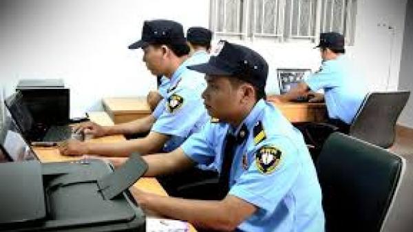 TPHCM: Tăng cường an ninh tại trụ sở, điểm giao dịch ngân hàng