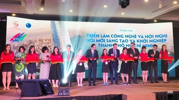 TPHCM khai mạc sự kiện lớn nhất năm về đổi mới sáng tạo