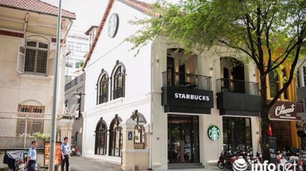 TP.HCM: Bị mất máy tính ở cửa hàng Starbucks, khách hàng không được xem lại camera