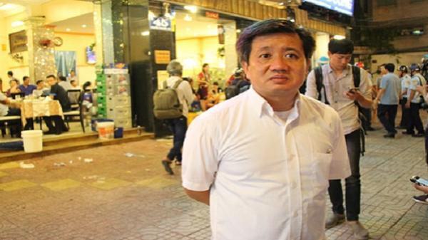 Ông Đoàn Ngọc Hải đề xuất hạ chức chủ tịch phường ở quận 1