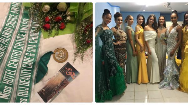 Chỉ trong một đêm thi, mỹ nhân Bến Tre - đại diện Việt Nam liên tiếp giành huy chương vàng trang phục dạ hội và 3 giải phụ tại Miss Earth 2018