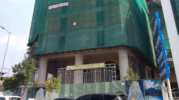 Rơi tự do từ tầng 17 công trình xây dựng cao ốc, 1 công nhân quê miền Tây t.ử v.ong
