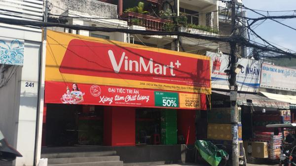 Gần 10 siêu thị Vinmart và Con Cưng ở Sài Gòn, Bình Dương bị trộm tài sản