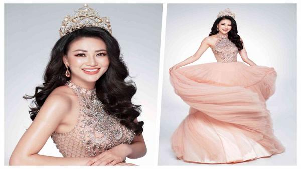 Fan Việt tranh cãi 'dữ dội' về đầm dạ hội của người đẹp Bến Tre - Phương Khánh diện trong đêm Chung kết Miss Earth 2018 sắp tới