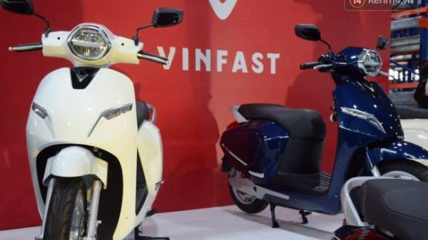 Cận cảnh mẫu xe máy điện thông minh Klara của VinFast vừa ra mắt: Chống ngập nước, có kết nối Internet 3G và đi 80km/sạc