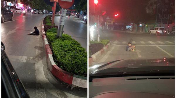 """Hình ảnh bất thường ở vạch dừng đèn đỏ và lời cảnh báo """"gây sốt"""" từ các tài xế"""