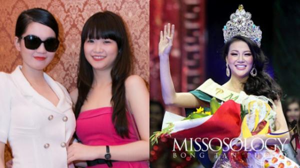 """Chuyện không thể ngờ! Tân Hoa hậu Trái đất năm 17 tuổi từng nổi danh với cái tên """"Ngọc My"""", em gái kết nghĩa của Ngọc Trinh"""