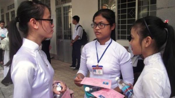 Cà Mau: 54 thí sinh vào đội tuyển thi học sinh giỏi Quốc gia