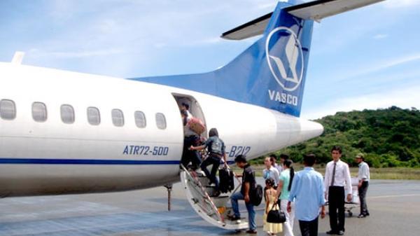 Hai nữ tiếp viên hãng hàng không VASCO ẩu đả trên chuyến bay Cà Mau – TP.HCM
