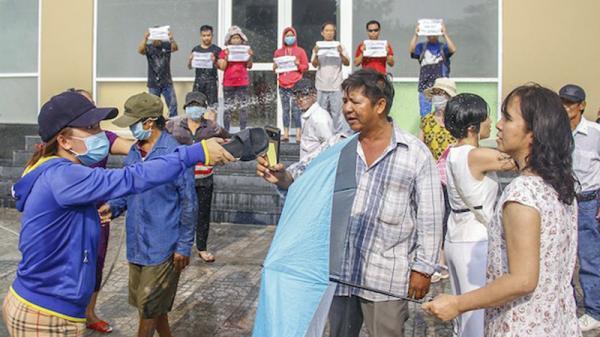 Cư dân một chung cư ở Sài Gòn bị h.ành hung khi yêu cầu bầu ban quản trị