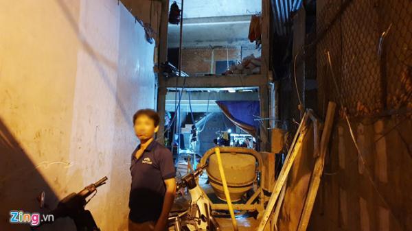 9X r.ơi lầu t.ử vong khi xây dựng nhà ở Sài Gòn