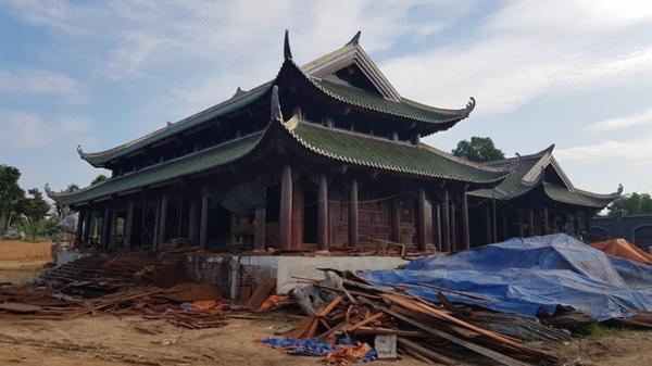 Chủ tịch thị xã Phú Thọ thừa nhận có những sai phạm và không 'tiếp tay' cho biệt phủ khủng trái phép