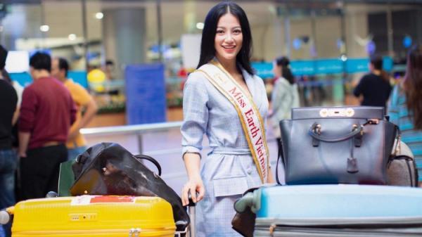 Gia cảnh khiến nhiều người bất ngờ của Tân Hoa hậu Trái đất Phương Khánh - người con của Bến Tre