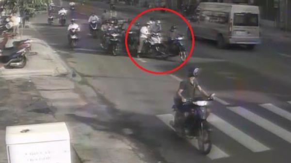 Cô gái cùng đồng bọn dàn cảnh va chạm giao thông rồi cướp tài sản giữa Sài Gòn
