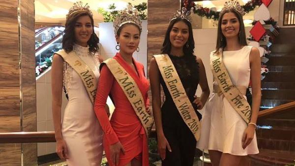 TIẾT LỘ ngày về của Miss Earth 2018 Phương Khánh - người đẹp đến từ Bến Tre