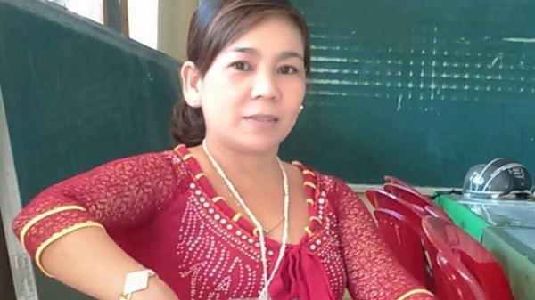 """Thu hồi quyết định sa thải nữ giáo viên """"chống lệnh"""" hiệu trưởng ở Cà Mau"""