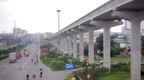 Người Sài Gòn muốn đi tuyến metro số 2 phải chờ thêm ít nhất 6 năm
