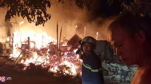Bất ngờ nguyên nhân gây hỏa hoạn k.inh hoàng gần làng trẻ SOS ở Sài Gòn