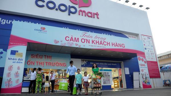 Phú Thọ khai trương Siêu thị Co.opmart đầu tiên, nhiều khuyến mại hấp dẫn