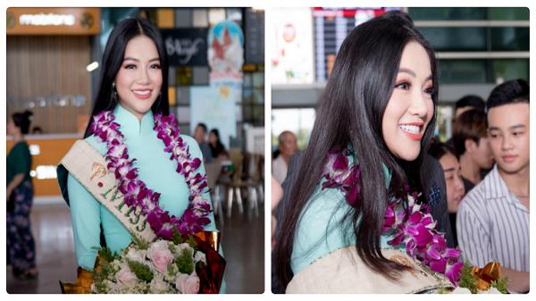 ĐỘC QUYỀN: Hé lộ lý do đặc biệt khiến Hoa hậu Trái đất Phương Khánh không đội vương miện 22 TỶ khi về Việt Nam