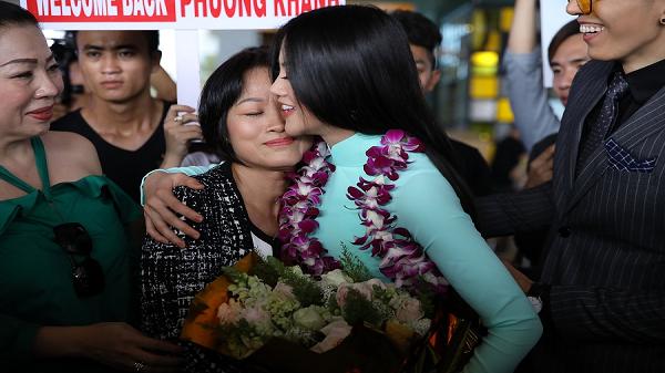 Mẹ Hoa hậu Trái đất Nguyễn Phương Khánh có thể hồi hương về Bến Tre sống với con gái
