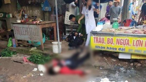 Đang ngồi bán hàng ở chợ, cô gái 26 tuổi bị người đàn ông rút s.úng b.ắn 3 phát c.hết tại chỗ