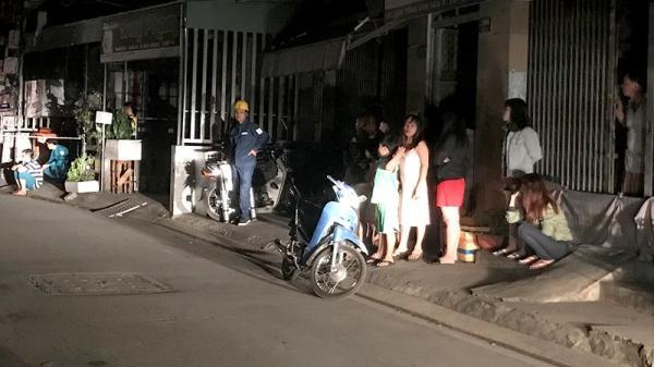 TP.HCM: Nửa đêm, cả khu phố nháo nhào chạy ra đường vì một tiếng nổ lớn