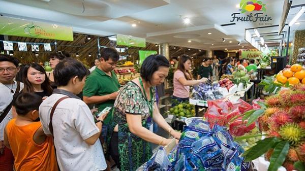 Trải nghiệm Hội chợ trái cây Sài Gòn đặc sắc dịp cuối tuần