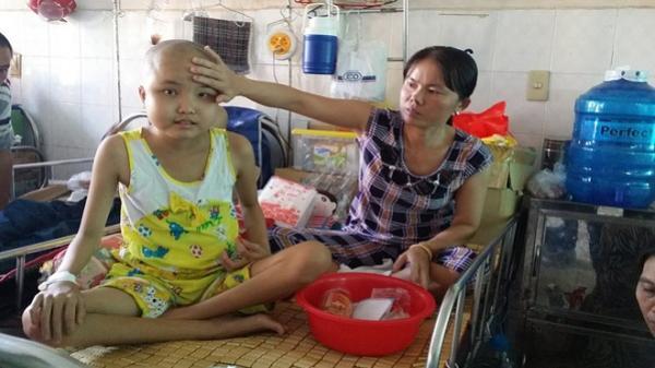 Nghẹn lòng tâm sự của những đứa trẻ mắc bệnh ung thư