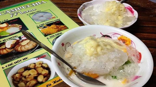 Những quán chè ăn ngon quên lối về ở Sài Gòn