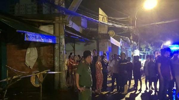 Cháy khu nhà trọ, nữ công nhân 18 tuổi tử vong