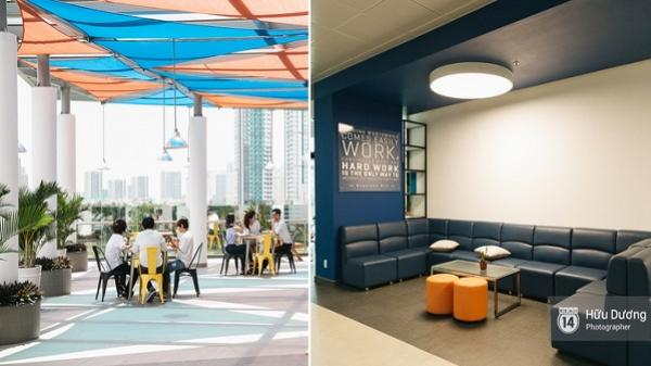 Thư viện sang chảnh 129 tỷ của ĐH Tôn Đức Thắng: Rộng 7 tầng, thoải mái xem phim, chụp ảnh và ngủ lại!