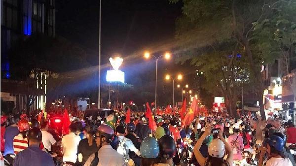 Chung kết AFF Cup: TPHCM hạn chế phương tiện vào nội đô