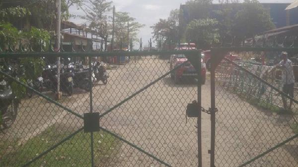 Hiện trường vụ nổ xưởng đóng tàu khiến ít nhất 2 người tử vong ở Sài Gòn