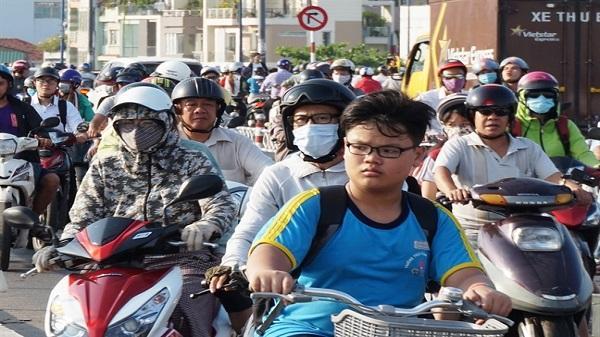 Sài Gòn tiếp tục nắng nóng kéo dài đến hết tuần