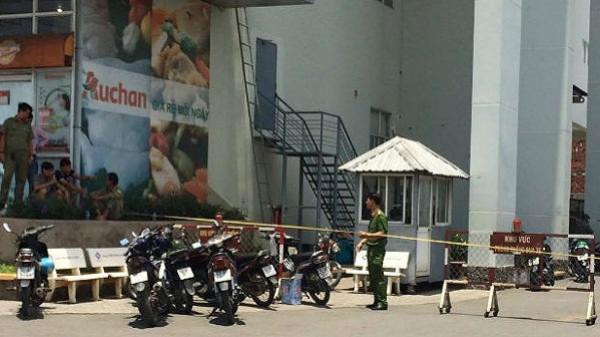 Phát hiện xác người trong bao rác ở chung cư Sài Gòn