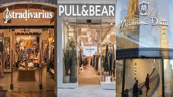 Bộ 3 Pull&Bear, Stradivarius, Massimo Dutti sẽ đồng loạt khai trương tại Sài Gòn vào ngày mai