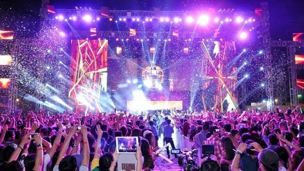 Chuẩn bị lên đồ QUẨY TUNG đêm nhạc hội hoành tráng free vé ngay tại Sài Gòn