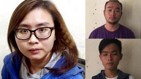 3 bị can tạt axít nữ sinh ở Sài Gòn hầu tòa ngày mai